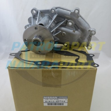 Nissan Patrol Genuine GU ZD30 Common Rail Water Pump