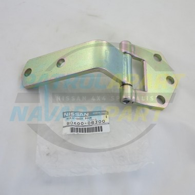 Genuine Nissan Patrol Barn Door Hinge GQ RH Upper