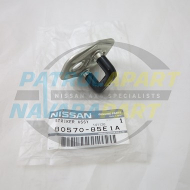 Genuine Nissan Patrol Y61 GU Door Lock Striker