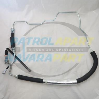 Genuine Nissan Patrol GU TB48 Power Steering Hi Pressure Hose