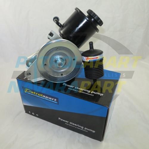 BRAND NEW Nissan Patrol GQ GU TD42 Power Steering Pump