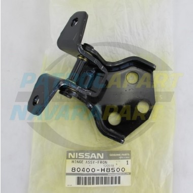 Nissan Patrol Genuine GQ Y60 Upper Door Hinge LHF RHF