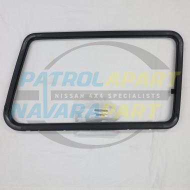 Nissan Patrol GQ LWB Genuine Right Hand Sliding Window Frame