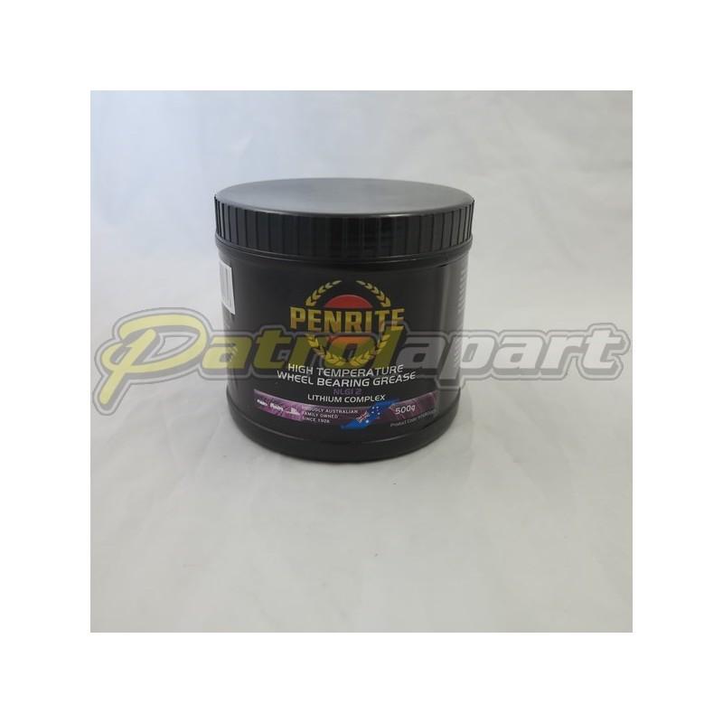 Penrite High Temperature Wheel Bearing HTB Grease 500g Tub