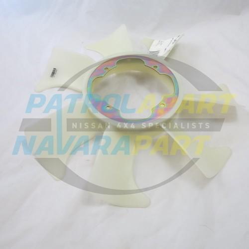 Non Genuine Nissan Patrol Fan Blade suit GQ RB30 Petrol