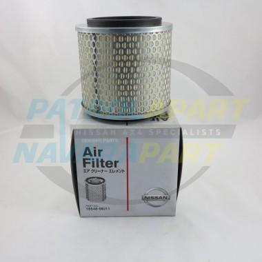 Nissan Patrol Genuine Air Filter Pre Cleaner GQ 07/89 onwards