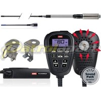 GME TX3350 Ultimate Value Pack with Antenna
