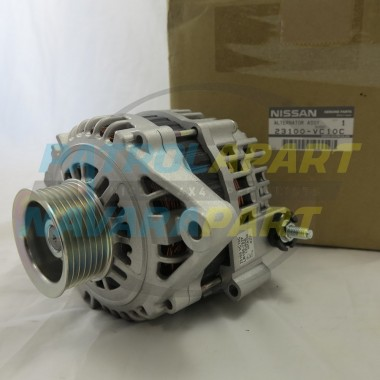Genuine Nissan Patrol GU ZD30 Hitachi Alternator 90A