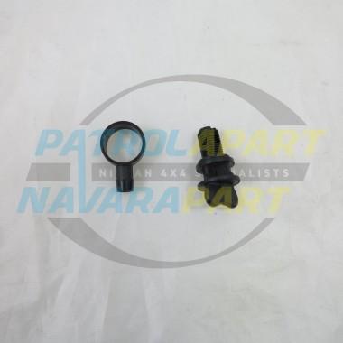 Nissan Patrol GQ Y60 Aftermarket Radiator Drain Tap