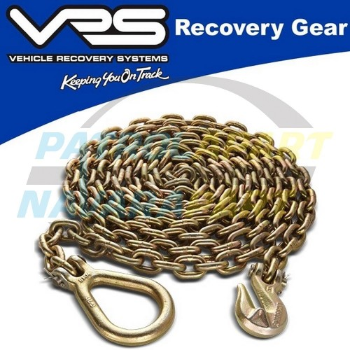 VRS 5m Recovery Drag Chain for 4wd 4x4 7600kg Breaking Strain!
