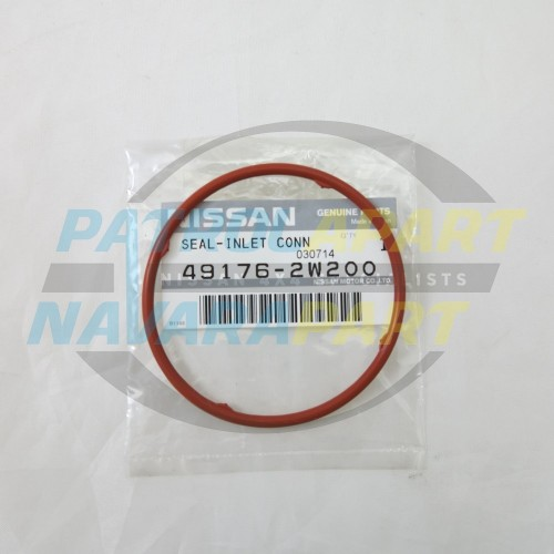 Genuine Nissan Patrol GU ZD30 Power Steering Pump Oring