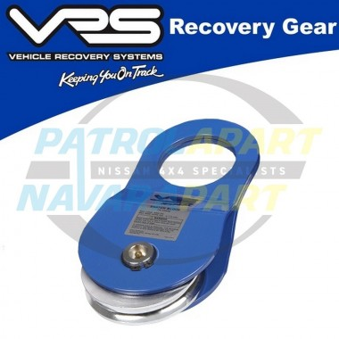 VRS Snatch Recovery Block 8000kg for 4x4 4WD Winch