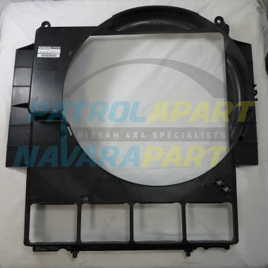 Genuine Nissan Patrol Fan Shroud Suit GU Y61 TB48