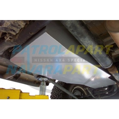 LRA 73L Replacement Fuel Sub Tank for Nissan Patrol GU TB45 TB48 - With clip for fuel pump