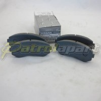 Nissan Patrol GU Y61 Genuine Rear Brake Pads SET