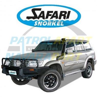 Genuine Safari Snorkel GU Y61 Patrol Petrol TB45
