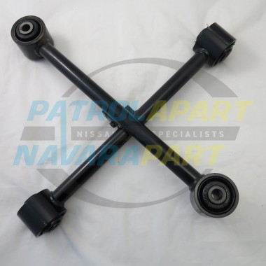 Upper Control Arms with New Genuine Bushes for Nissan Patrol GQ GU