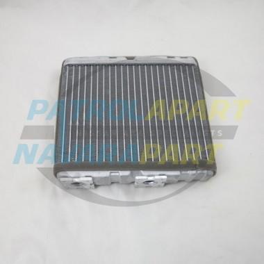Narrow Type Heater Core for Nissan Patrol GU Y61