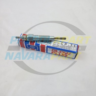 Japanese Glow Plug Double Pole for issan Patrol GQ RD28 (Back 3)