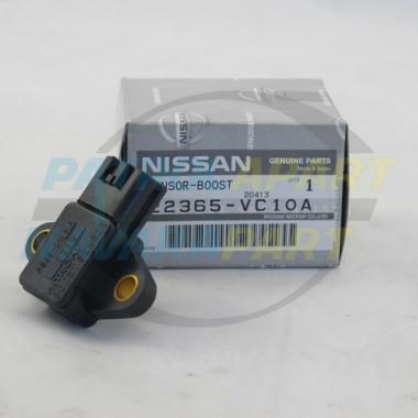 Nissan Patrol Genuine Boost Pressure Sensor GU ZD30 DDI & CR