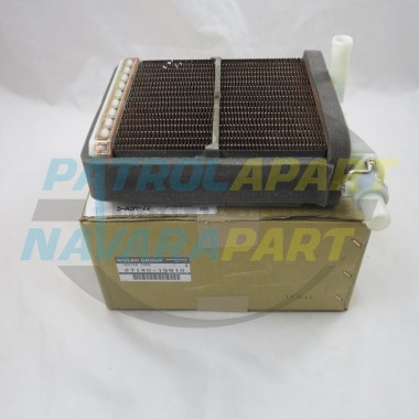 Genuine Nissan Patrol GQ Y60 Heater Core - THIN
