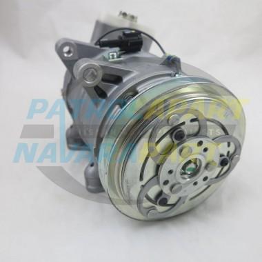 A/C Air Con Compressor For Nissan Patrol GU Y61 TD42 Diesel TB45 Petrol