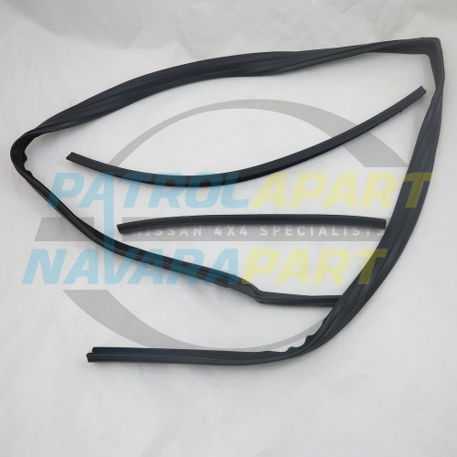 Nissan Patrol GQ Window Bailey Channel RHF Manual Mirror