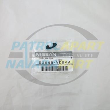 Genuine Nissan Patrol GU4 Flare Clip