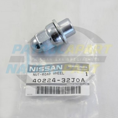 Genuine Nissan Patrol GQ & Maverick Alloy Wheel Nuts