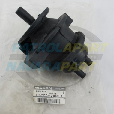Nissan Patrol GU Y61 Genuine Engine Mounts ZD30 LH