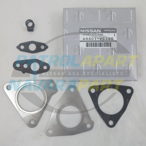 Nissan Patrol Genuine GU ZD30 Turbo Gasket Kit