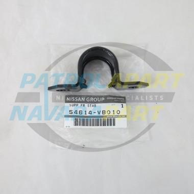Genuine Nissan Patrol GU Series 1-2 Front Swaybar D Bracket