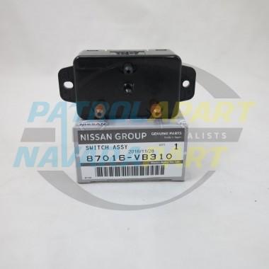 Genuine Nissan GU Y61 Patrol Right Hand Electric Seat Switch
