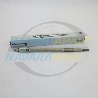 Nissan Patrol GU Genuine Glow Plug ZD30 Common Rail