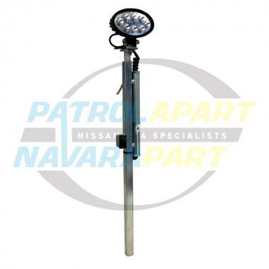 Kaymar Telescopic Light Pole with LED Work / Camp Light