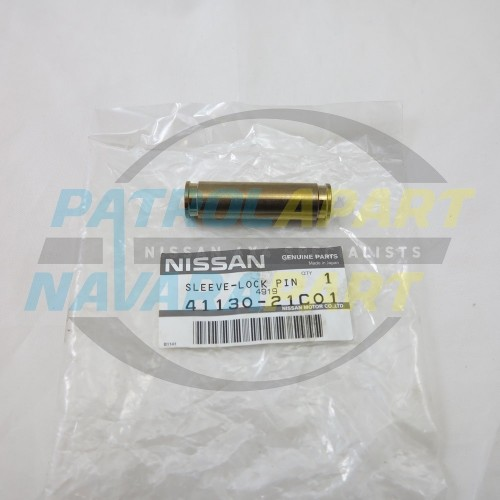 Genuine Nissan Patrol GQ Rear Lower Caliper Slide Guide