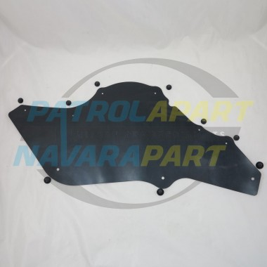 Nissan Patrol GU Y61 Right Hand Rubber Splash Guard Liner