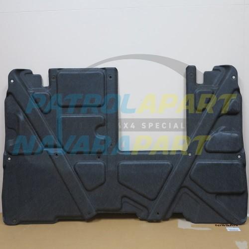 Genuine Nissan Patrol GU TD42Ti & ZD30 Bonnet Insulator Series 2-3