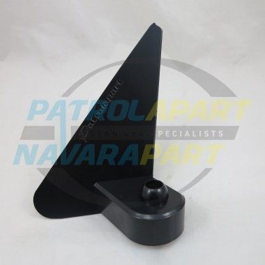 Nissan Patrol GU CNC Machined Aluminium LH Manual Mirror Bracket