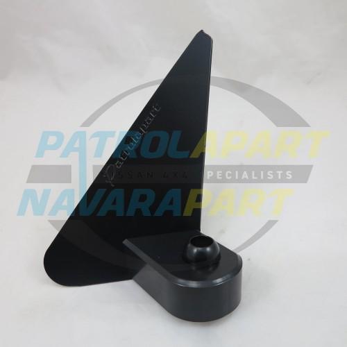 Nissan Patrol GU CNC Billet LH Manual Mirror Base Bracket
