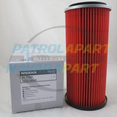 Genuine Nissan Patrol GQ RD28 Cylindrical Air Filter
