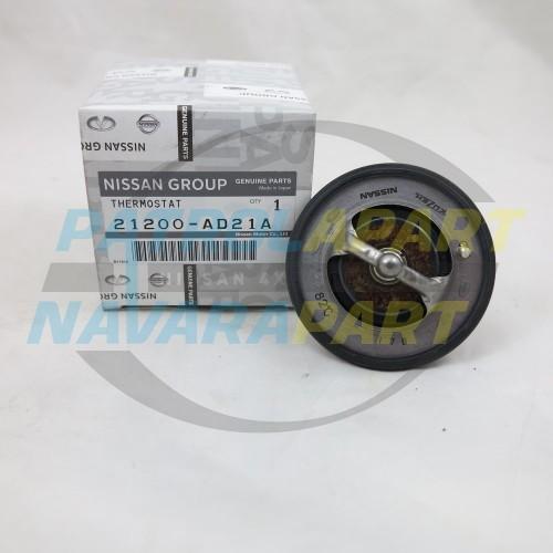 Genuine Nissan GU Patrol ZD30 CR / D40T Navara YD25 Thermostat