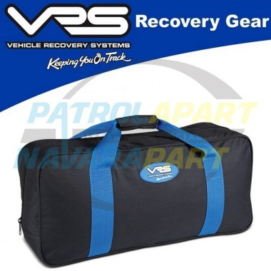 VRS Recovery Bag Durable Poly Canvas for 4wd winch 4x4 recovery
