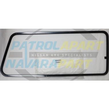 Genuine Nissan Patrol GQ SWB RH Rear Cargo Area Window Frame