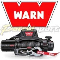 New Warn Tabor 10-S Synthetic Rope 4x4 Winch 10000lb