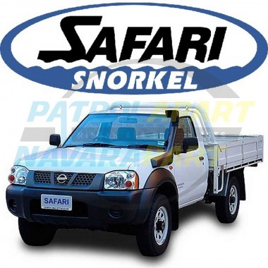 Nissan Navara D22 YD25 ZD30 Genuine Safari Snorkel Single Battery