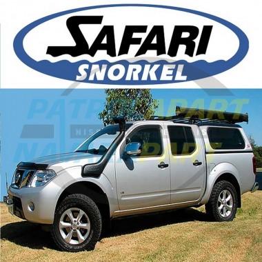 Nissan Navara D40 STX-550 V9X Genuine Safari Snorkel 2011 on