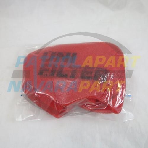 Uni Filter Snorkel PreCleaner suit Genuine Nissan / TJM