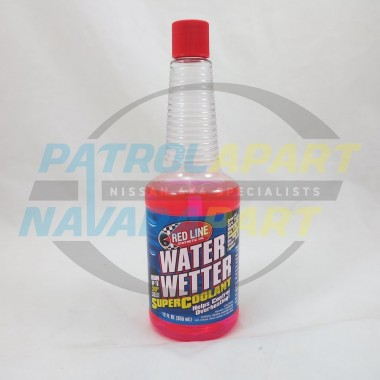 Redline Water Wetter Super Coolant - Helps Control Overheating