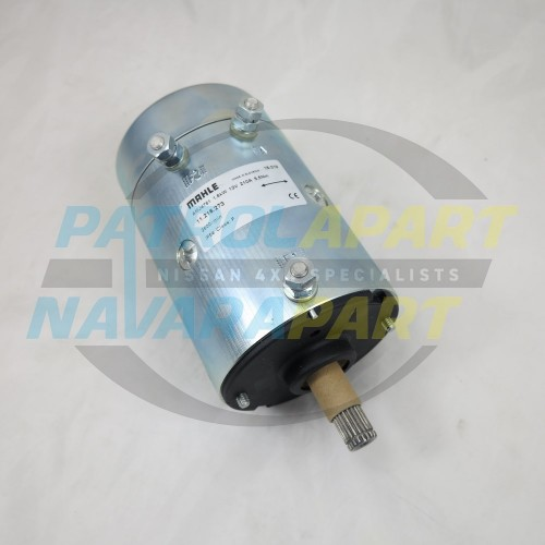 Mahle Iskra Winch Motor for Warn High Mount M8274